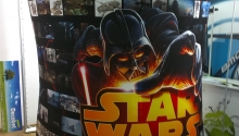 C wall, star wars